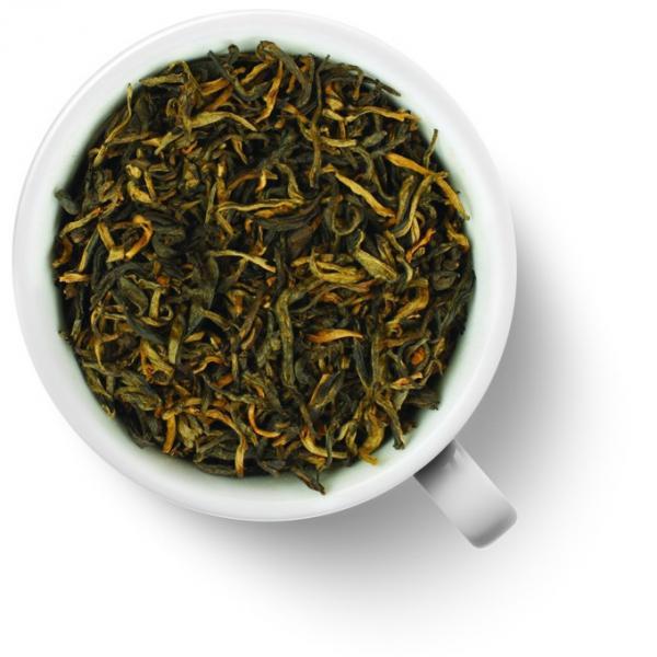 Зеленый чай жасмином