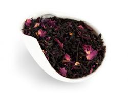 Мей Гун Хун Ча (Красный чай с розой)