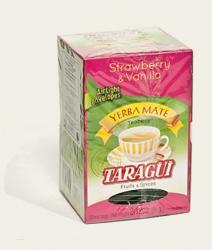 Taragui земляника и ваниль