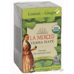 La Merced пакетированный (лимон и имбирь)