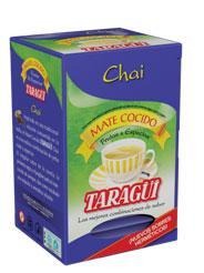 Taragui пакетированный (имбирь, перец, корица)
